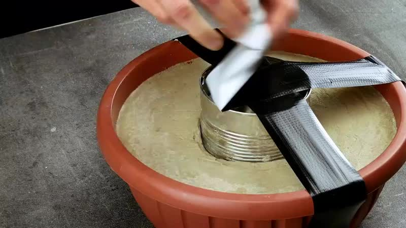 Классные лайфхаки с бетоном