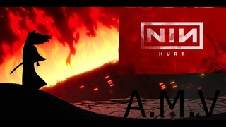 Samurai Jack [AMV] - Hurt- Nine Inch Nails