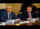 Заседание Временной комиссии СФ по защите государственного суверенитета и предотвращению вмешательства во внутренние дела России