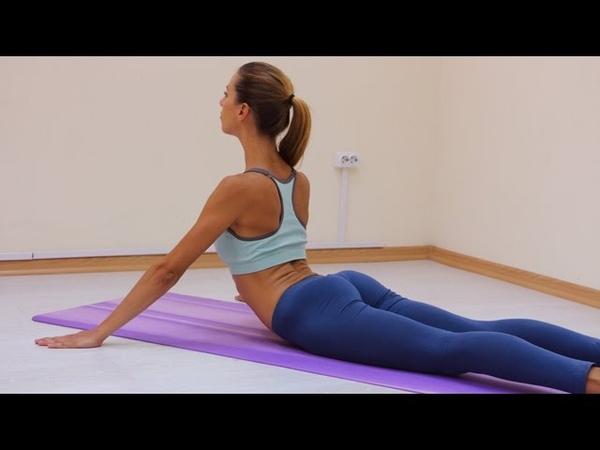 Упражнение Кобра Exercise Cobra