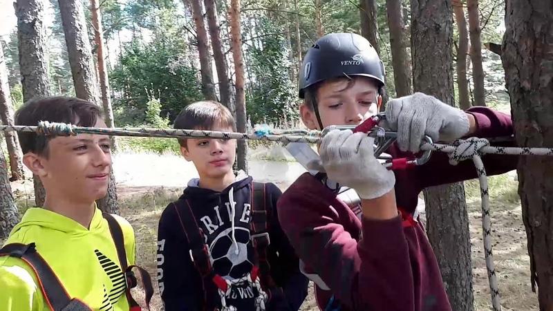 Спорт альтернатива пагубным привычкам 2020г Школа №1 г Торопец