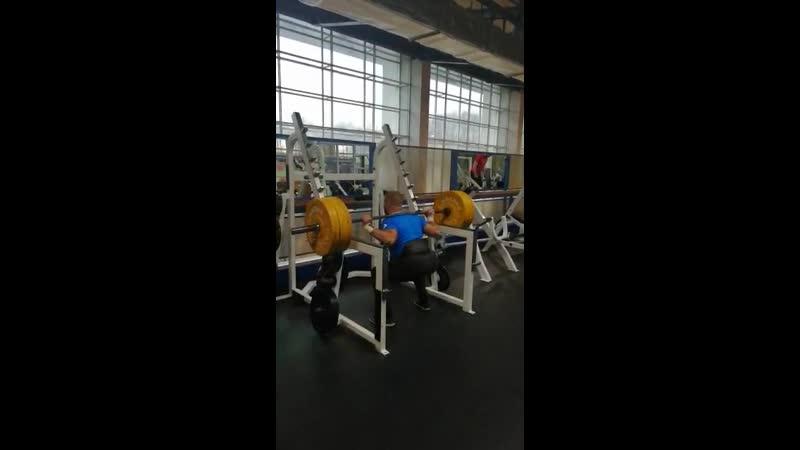 Силовые тренировки с Алексеем Араповым