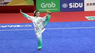 [Asian Games 2018] Lin Ying Ho (SGP) - Women's Taiji -  -= Wushu =