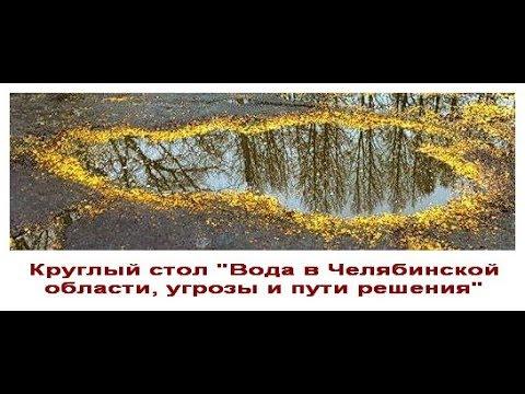 Круглый стол Вода в Челябинской области угрозы и пути решения 2 часть 12 10 2019