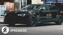 TAZ - BANKROLL   Audi S5 Showtime