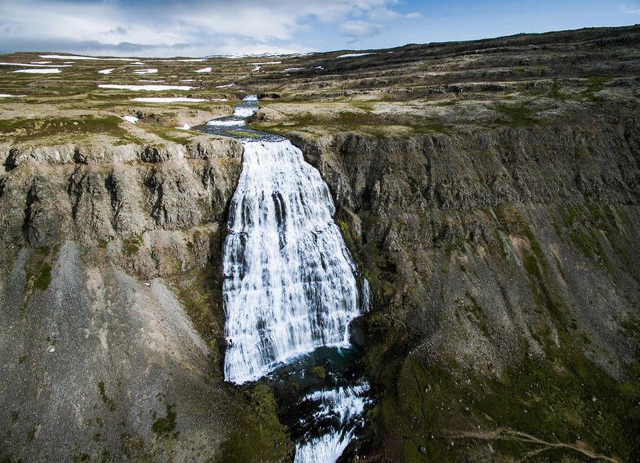 Iceland Aerial Landscapes / Jakub Polomski