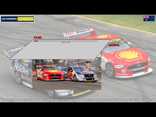 Virgin Australia Supercars Championship: BetEasy Darwin Triple Crown, Гонка 1,  [A21 Network]