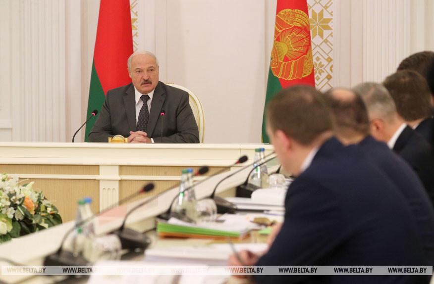 Лукашенко: строить жилье будут организации, готовые работать с рентабельностью 5%