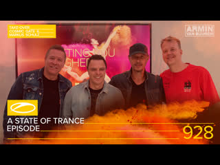A State of Trance Episode 928 #ASOT928 - Cosmic Gate & Markus Schulz