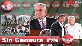 EN VIVO #AMLO ¿#Sicilia ya cuestionó lo de #GarcíaLuna? Se lo pregunta #AMLO 27/1/2020