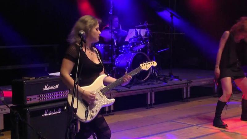 CARPE DIEM Festival 2 0 STRANGE KIND OF WOMEN Live 30 06 2019 Deep Purple Tribute Band Femminile