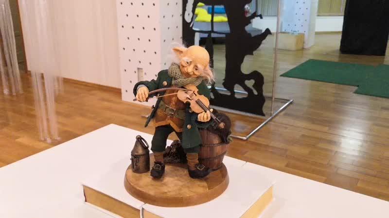 Галерея Новое пространство Выставка авторской куклы и не только Живу. Играю Самара.