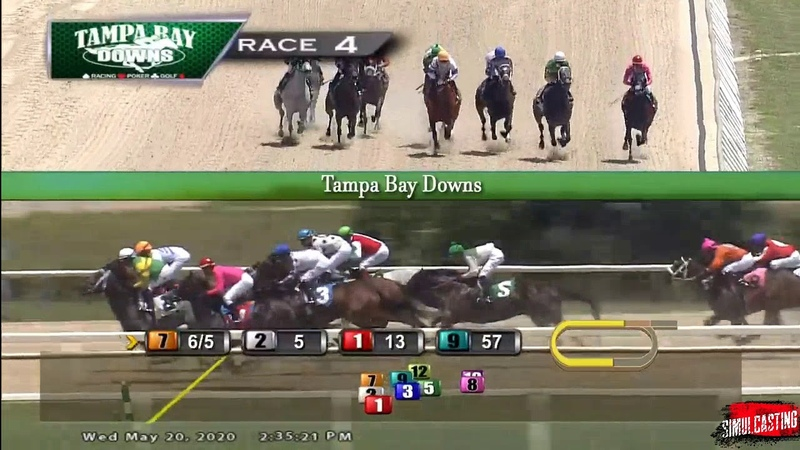 4a Tampa Bay Downs Sense a Million