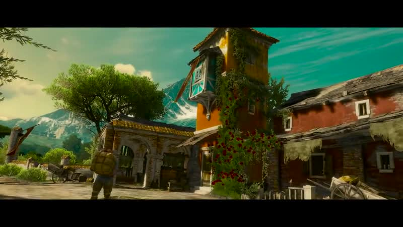 The Witcher 3: Blood and Wine — Trailer