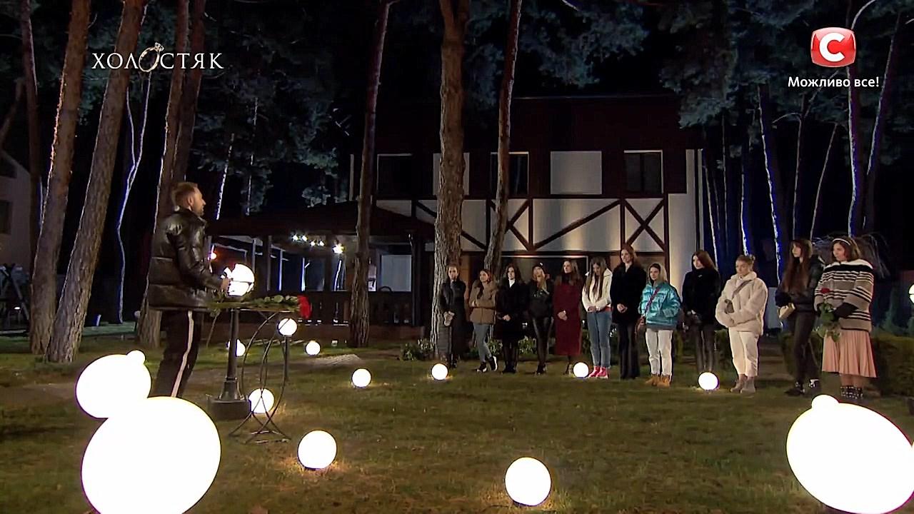 Холостяк СТБ 10 сезон 3 выпуск церемония роз