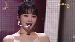Show | IZ*ONE - Really Like You + Sequence + Panorama + Slow Journey @ 30th Seoul Music Awards (210131)
