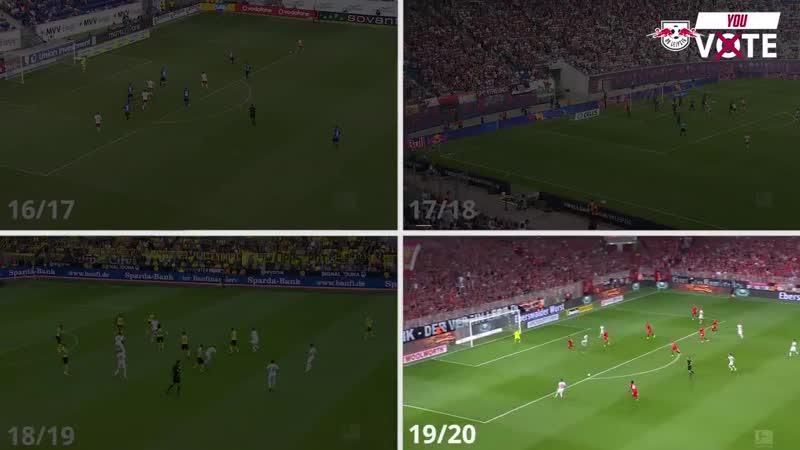 4 сезона в Бундеслиге 4 дебютных гола