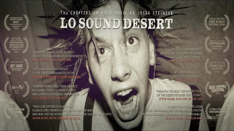 LO SOUND DESERT the origin of desert rock 2016