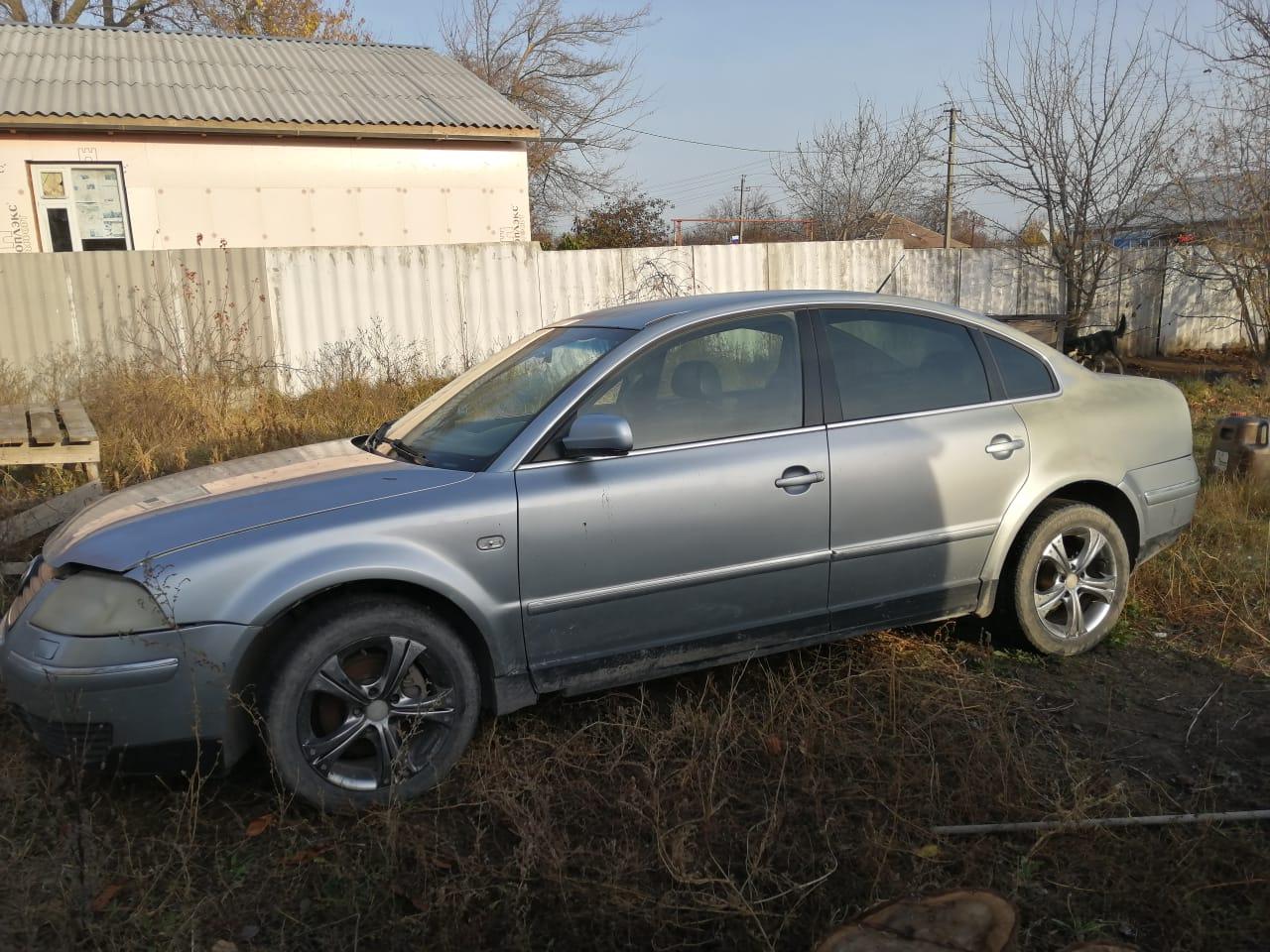 Продается автомобиль Volkswagen Passat 2004 года выпуска кожаный салон Объем двигателя 1 781 см Мощность 150 л