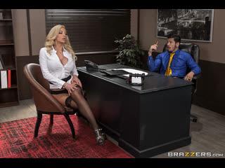 Boss For A Day (Nicolette Shea & Bambino) porn, sex, порно, секс, 1080p, FullHD