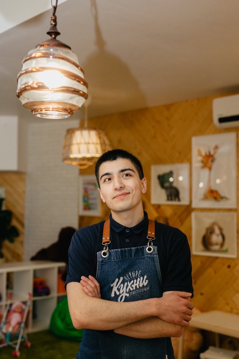 Ресторан «4 кухни» - Вконтакте