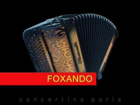FOXANDO -GIANNARELLI GIORDANO fox per fisa e orchestra- ED. MUS GALLETTI / BOSTON ( FAENZA - RA- )