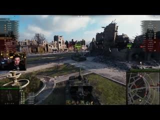 EviL GrannY | World of Tanks Су-130ПМ лучшая премиум пт