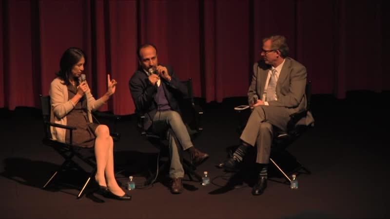 Post screening discussion with Asghar Farhadi 13 11 2016