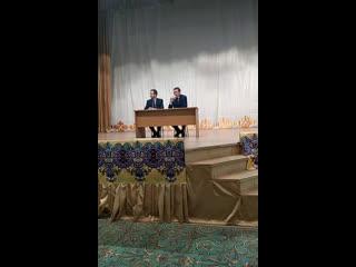 Встреча с главой ГО г.Агидель