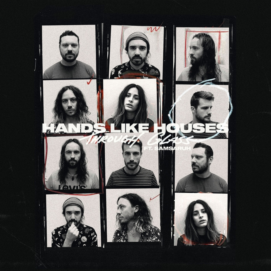 Hands Like Houses - Through Glass (Single)