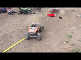 RC ADVENTURES - Trail Trucks Pulling Weight! THE JUDGE SLED PULL! RUDE BOYZ RC TTC 2017 (PT 5)RC models