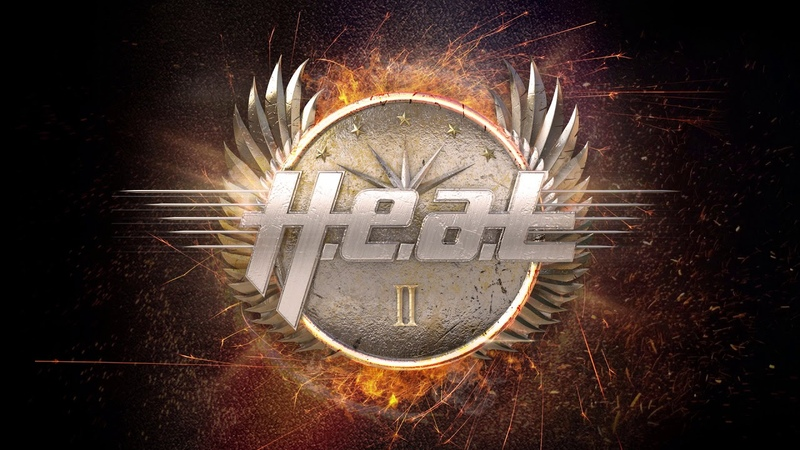 H.E.A.T - Rock Your Body (Official Audio)