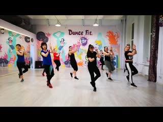 Madonna, Maluma - Medelln | DanceFit | Людмила Лучина