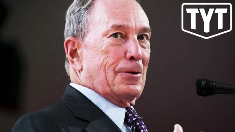 Bloomberg's SECRET Weapon Judge Judy