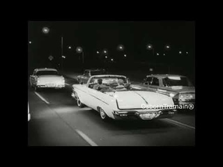 1962 Goodyear Tire Commercial - Double Eagle - With 62 Imperial Crown Convertible and a family of 4