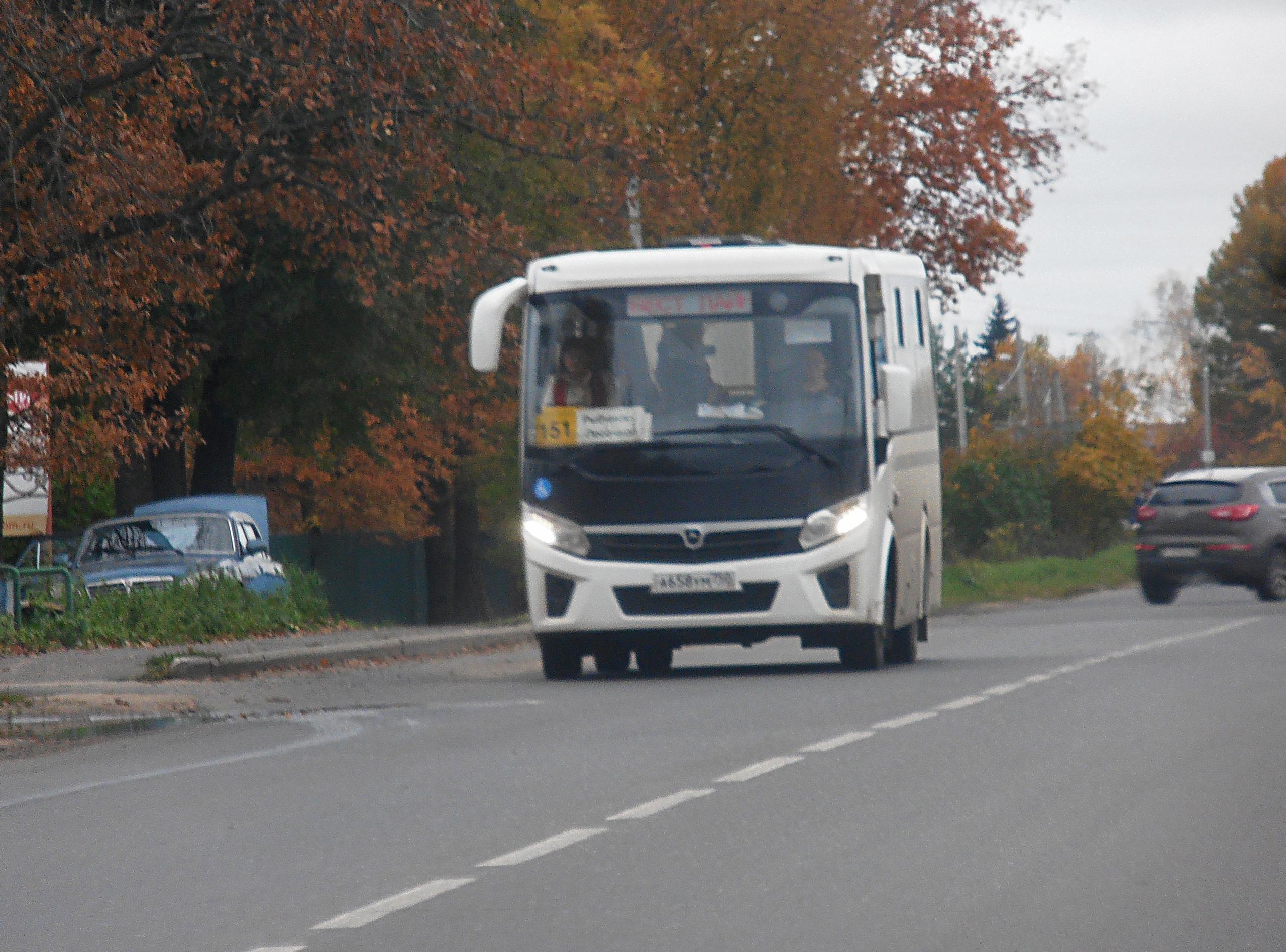 Автобус №151