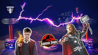 Top 7 Movie Songs on TESLA COILS