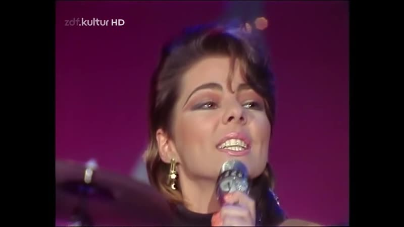 Sandra - Midnight Man (ZDF Hitparade. 22.04.1987) Germany