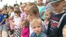 В Новосибирске открыли детскую игровую площадку в приходском сквере