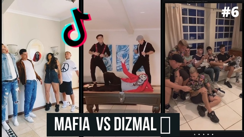 Mafia Tik Tok VS Dizmal 👹 P S Best from Neffati Brothers JAY and GIL CROES et al