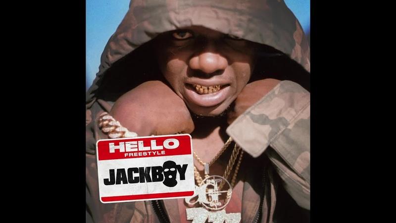 Jackboy - Hello Freestyle (Audio)