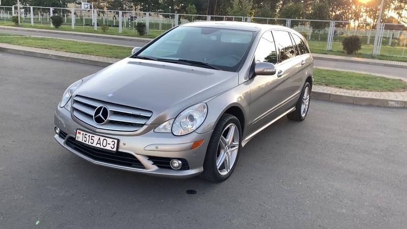Mercedes R350 Sale