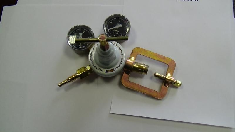 БАО 5 al редуктор ацетиленовый