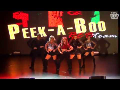 Red Velvet Peek A Boo dance cover by REDTeam ЭТО 2019 27 10 2019