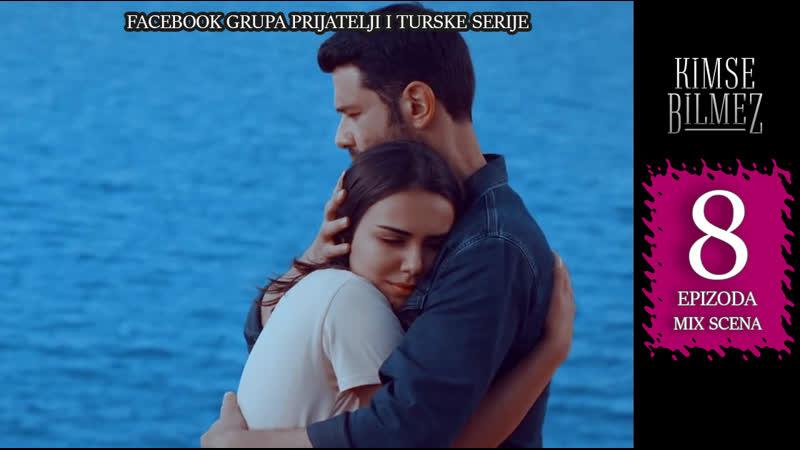 Niko ne zna - 8. epizoda - mix scena - Facebook grupa Prijatelji i turske serije