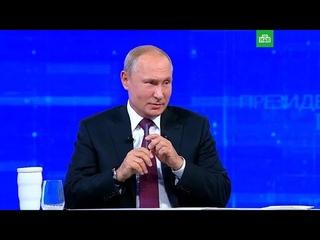 """""""Я - петербуржец"""": Путин ответил на вопрос"""