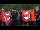 Staatenlosfo Gelbwesten Antifa Schulung am Reichstag in Berlin Part 1