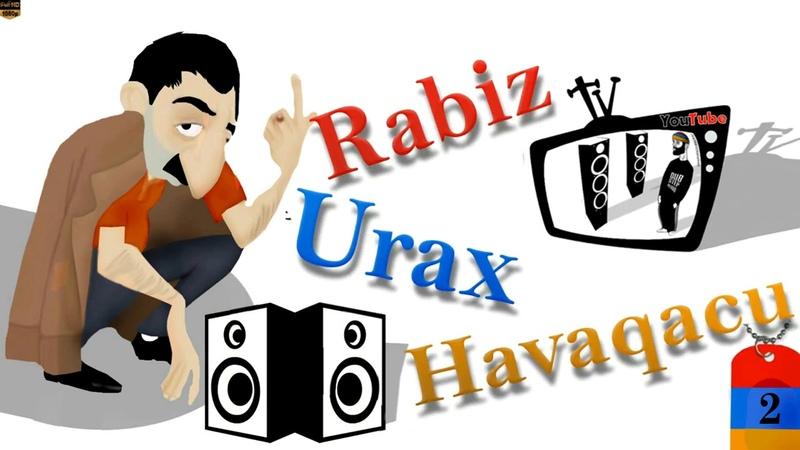 Rabizi Urax Sharan PART 2 [Музыка Кавказа]