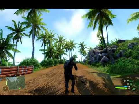 Crysis Remastered pc max settings mod graphics