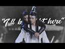 Wei Wu Xian Lan Wang Ji | I'll be right here (The Untamed FMV)